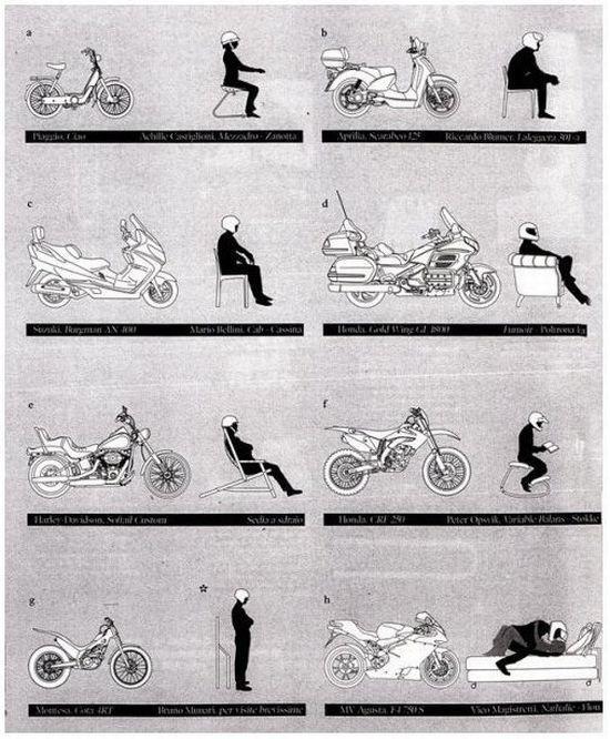 Motos... prefiro as esportivas.