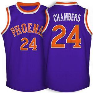 ea69314177a 1989-90 Tom Chambers Phoenix Suns Jersey   Jerseys   Phoenix Suns ...