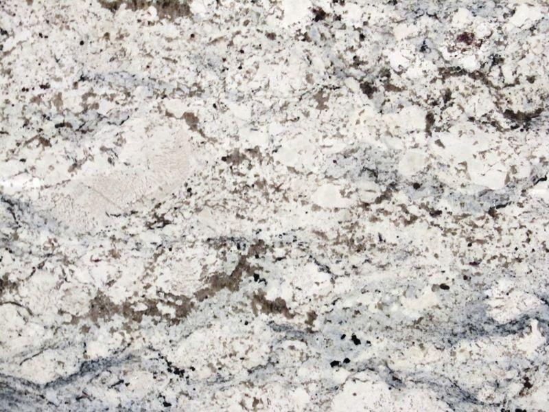 KITCHEN GRANITE OUTDOOR LEDGE AND MASTER BATHROOM White Ice - White ice granite kitchen bathroom countertops