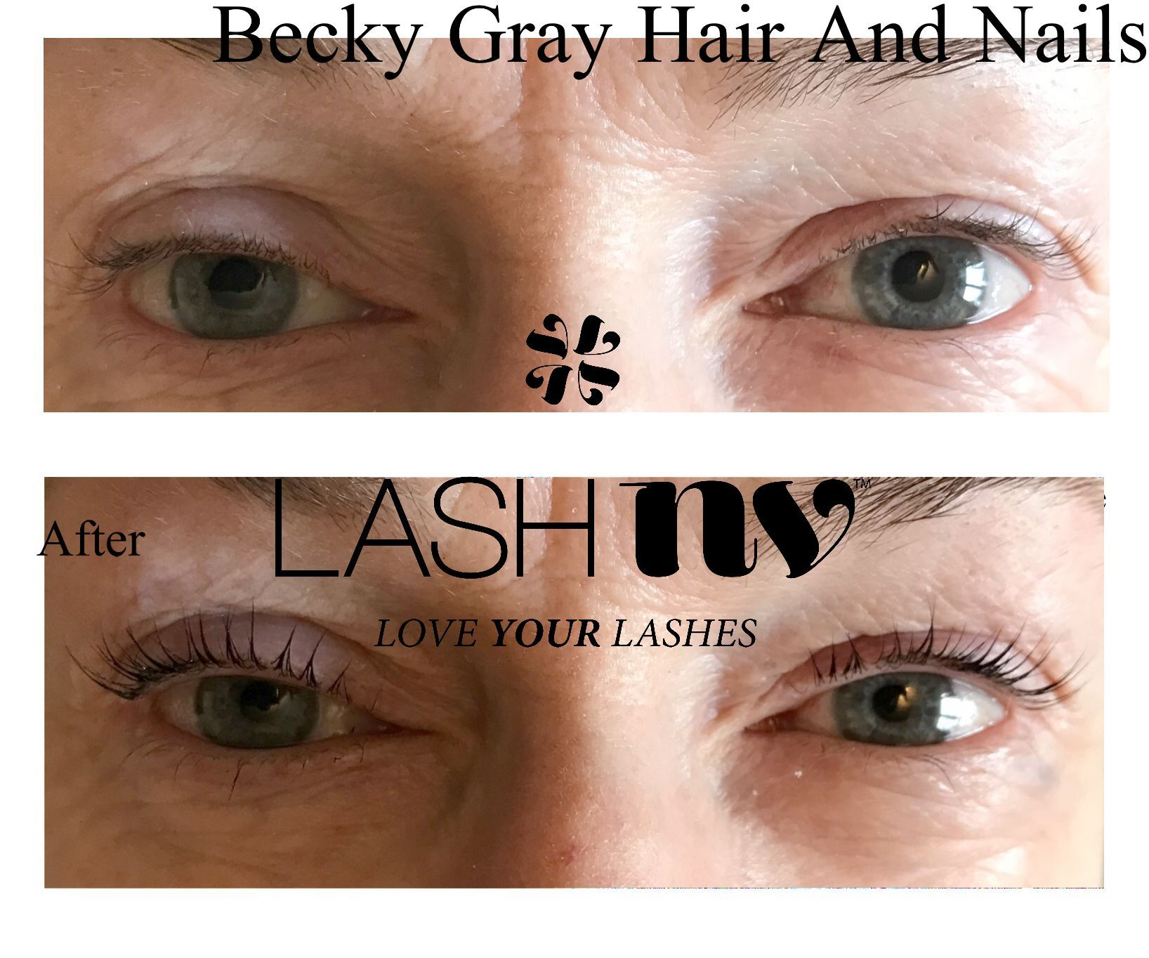 4a739535af7 Beautiful before and after of lash Nv lasts 6-8 weeks no need for mascara  or false lashes :) #lashnv #lashlift #lashes #naturallashes