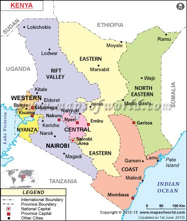 Kenya Maps Words To Live By Pinterest Kenya - Kenya map