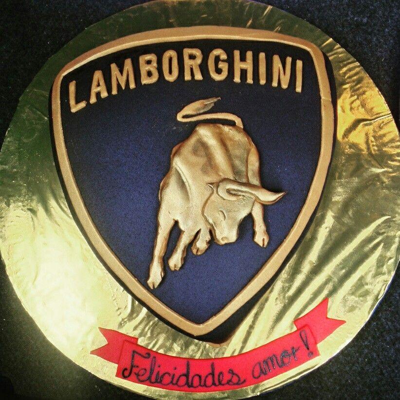 Lamborghini cake | Torta Tomas | Pinterest | Pastelitos y Tortilla