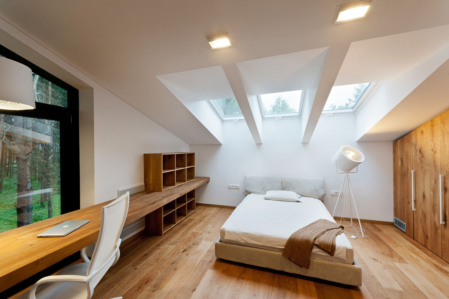 Modern forest retreat in kaunas lithuania modern cottages and