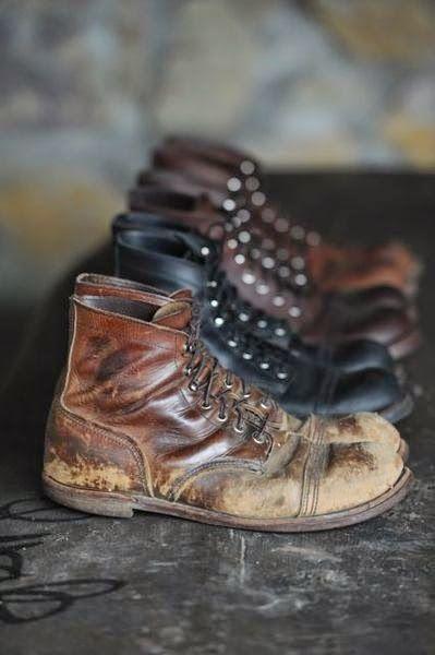 Tomorrow comes Today   my home   Pinterest   Винтажная обувь ... 8ec1ed44630