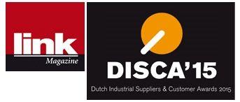 Gisteravond heeft de uitreiking plaatsgevonden van de DISCA-Awards 2015 in Utrecht. Tbp was genomineerd in de categorie Best Knowledge Supplier. Helaas hebben we niet gewonnen maar de award is zeer verdiend naar DEMCON gegaan. Het overzicht van de winnaars: Best Knowledge Supplier: Demcon. Best Logistics Supplier: Mevo Precision Technology. Best Customer Award: Additive Industries http://www.linkmagazine.nl/content/view/5640/