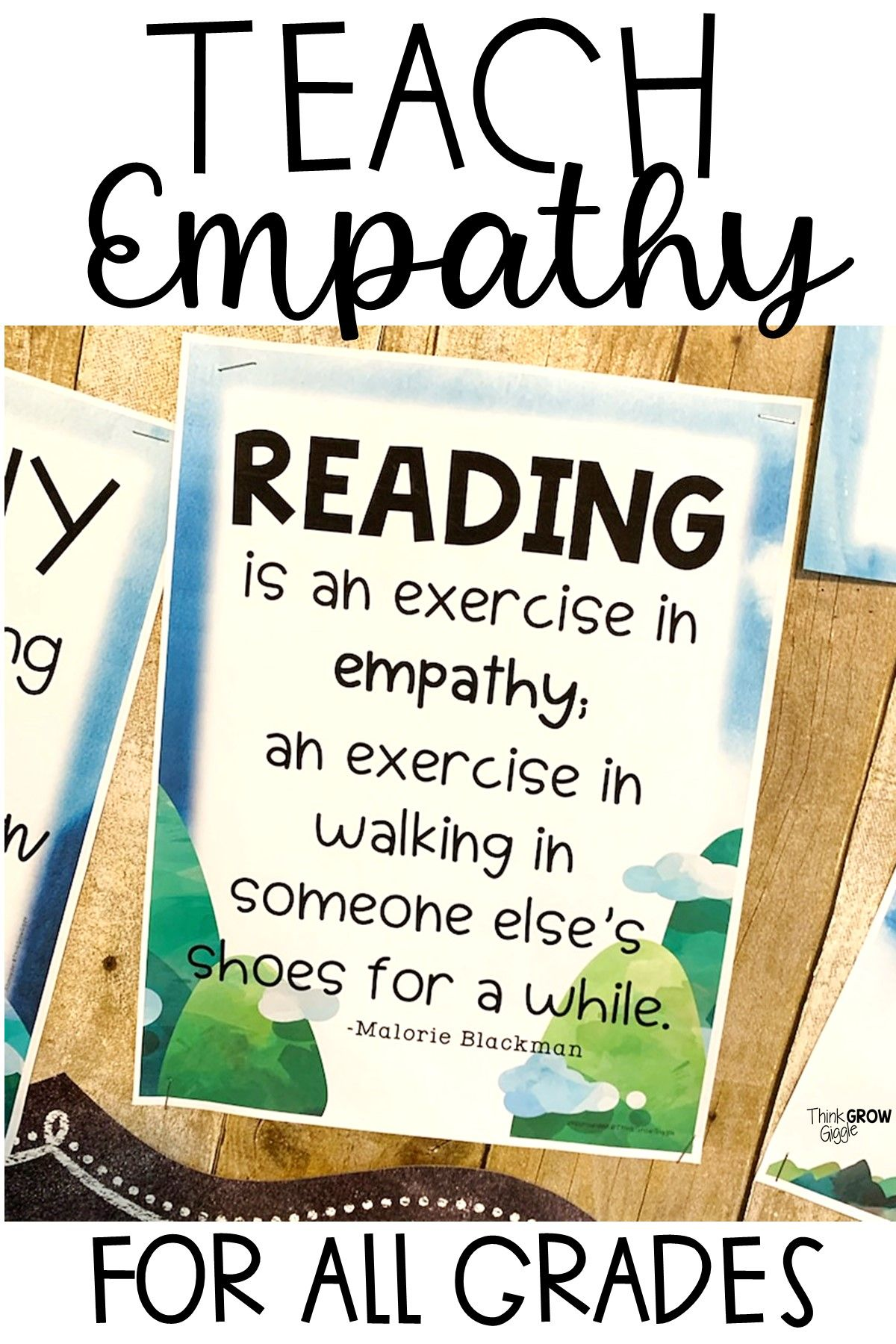 Empathy Quotes For Kids : empathy, quotes, Empathy, Quotes, Quotes,, Lessons,, Teaching