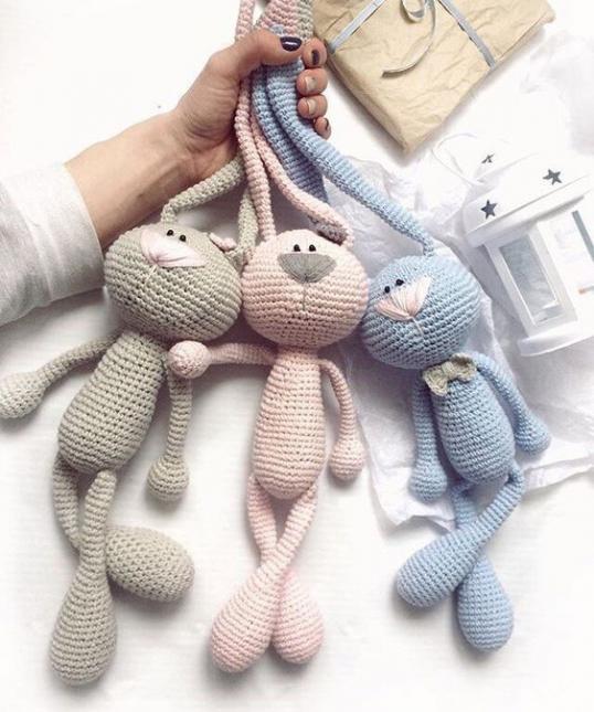 50 Tane Amigurumi Örgü Oyuncak Tav?an Yap?m? | Emekce.com - #amigurumi #emekce #Emekcecom #Örgü #oyuncak #Tane #Tav?an #Yap?m? #babytoys #best #baby #toys