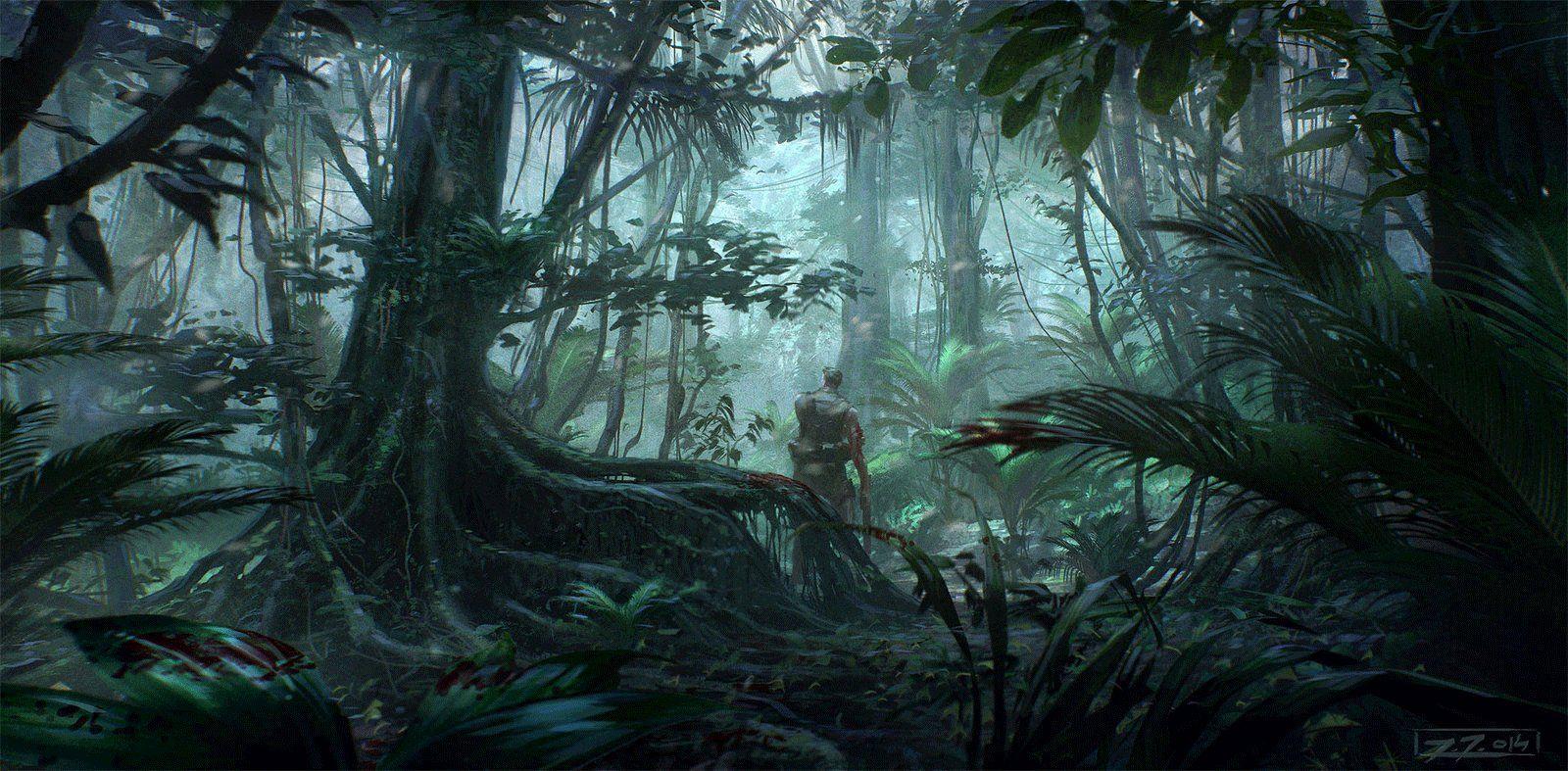 Jakub javora lost in the jungle javoraj
