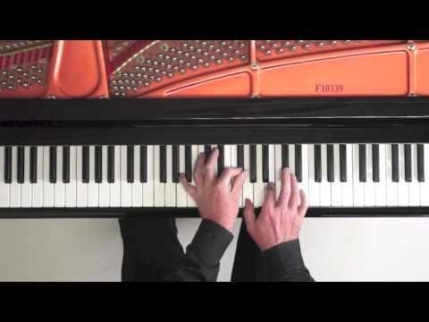 Aria Bach Goldberg Variations Piano Tutorial Youtube Piano Tutorial Piano Jazz Piano