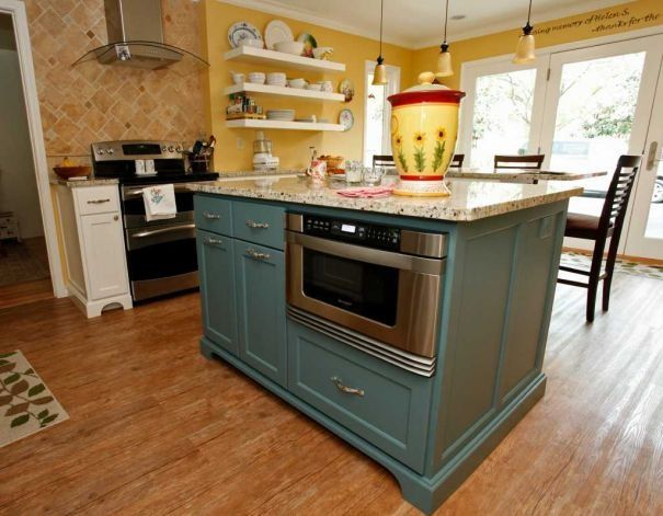 Sherwin Williams Riverway Island Painted Sherwin