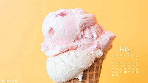 Desktop Candidly Keri Candidly Keri Backgroundpc Ice Cream
