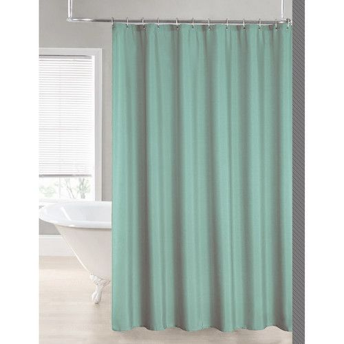 Found It At Wayfair 2 In 1 Waterproof Shower Curtain Fabric