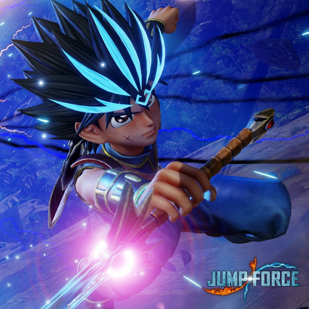Pin By Gohan Z On Jump Force Anime Art