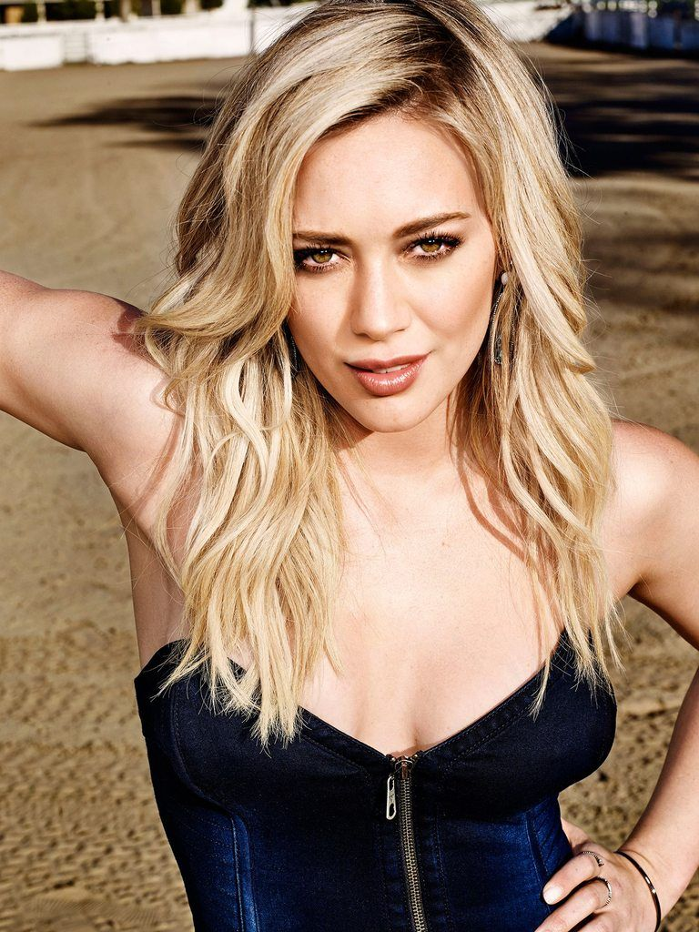 News: Hilary Duff Talks Weight and Body Image Spring Beauty Products toTry