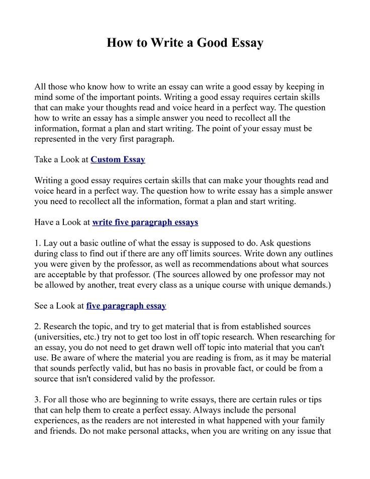 good questions to ask when writing an essay