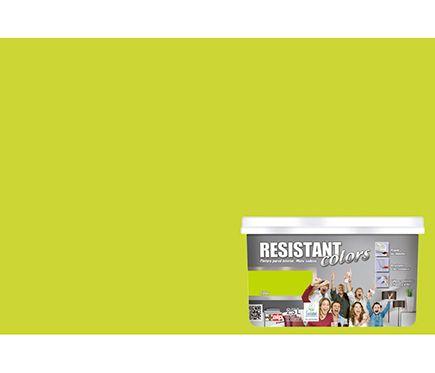 Pintura de color para paredes y techos alp resistant - Paredes verde pistacho ...