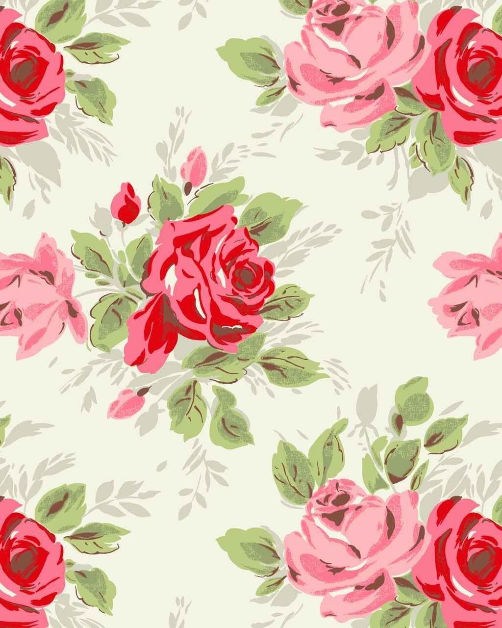 Flower Iphone Wallpaper: Pin By Barbara Lane On Paper / Beautiful Paper
