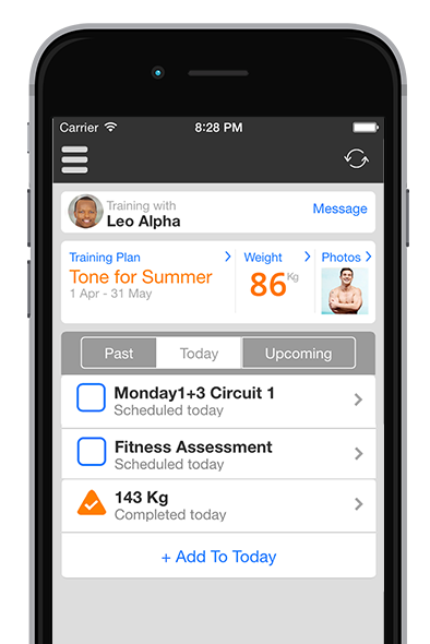 Trainerize is Personal Training Software That Better
