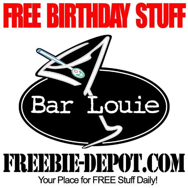 FREE BIRTHDAY STUFF – Bar Louie - FREE BDay Appetizer or Dessert ...