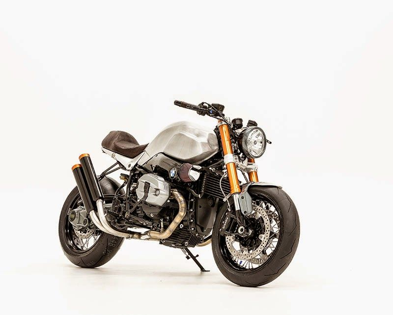 Elegant Bastard R Nine T ~ Return of the Cafe Racers