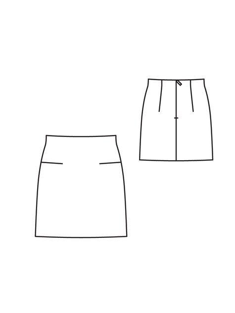 Plaid Mini Skirt 12/2010 #123B   Plaid, Patterns and Sewing patterns