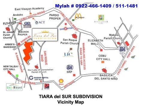 Location Map Mabolo Cebu City Location Map