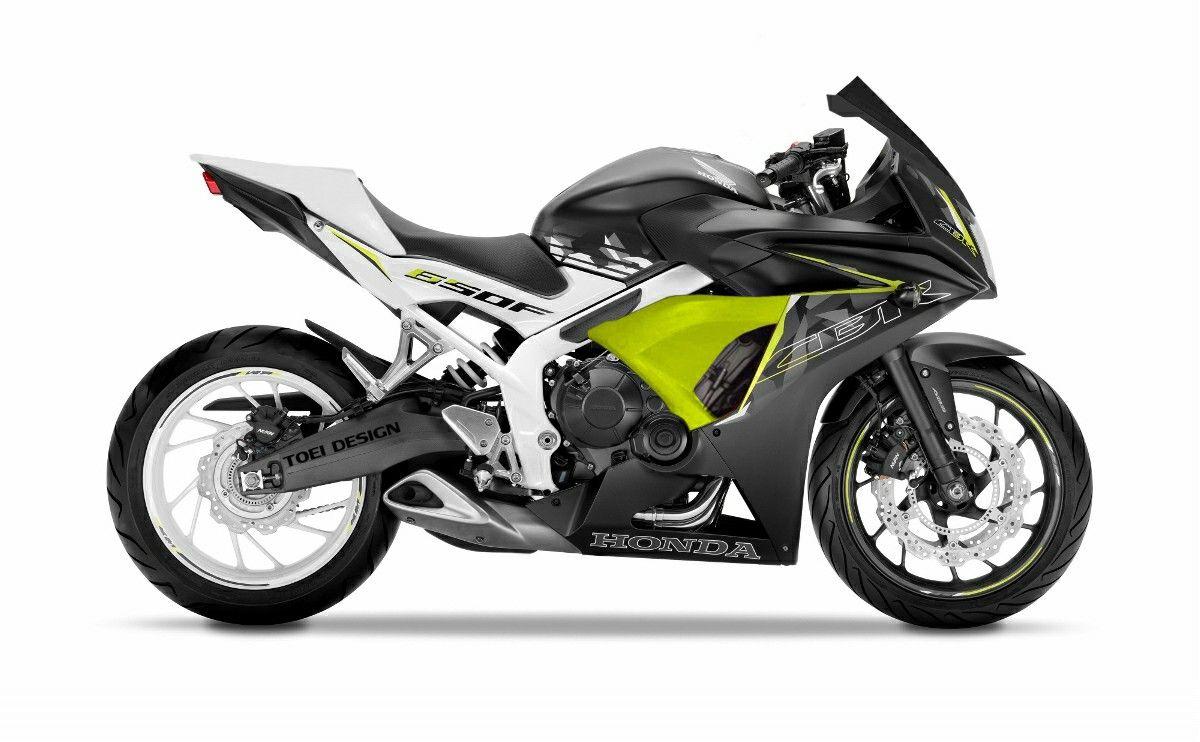 imagens) Honda, Motos