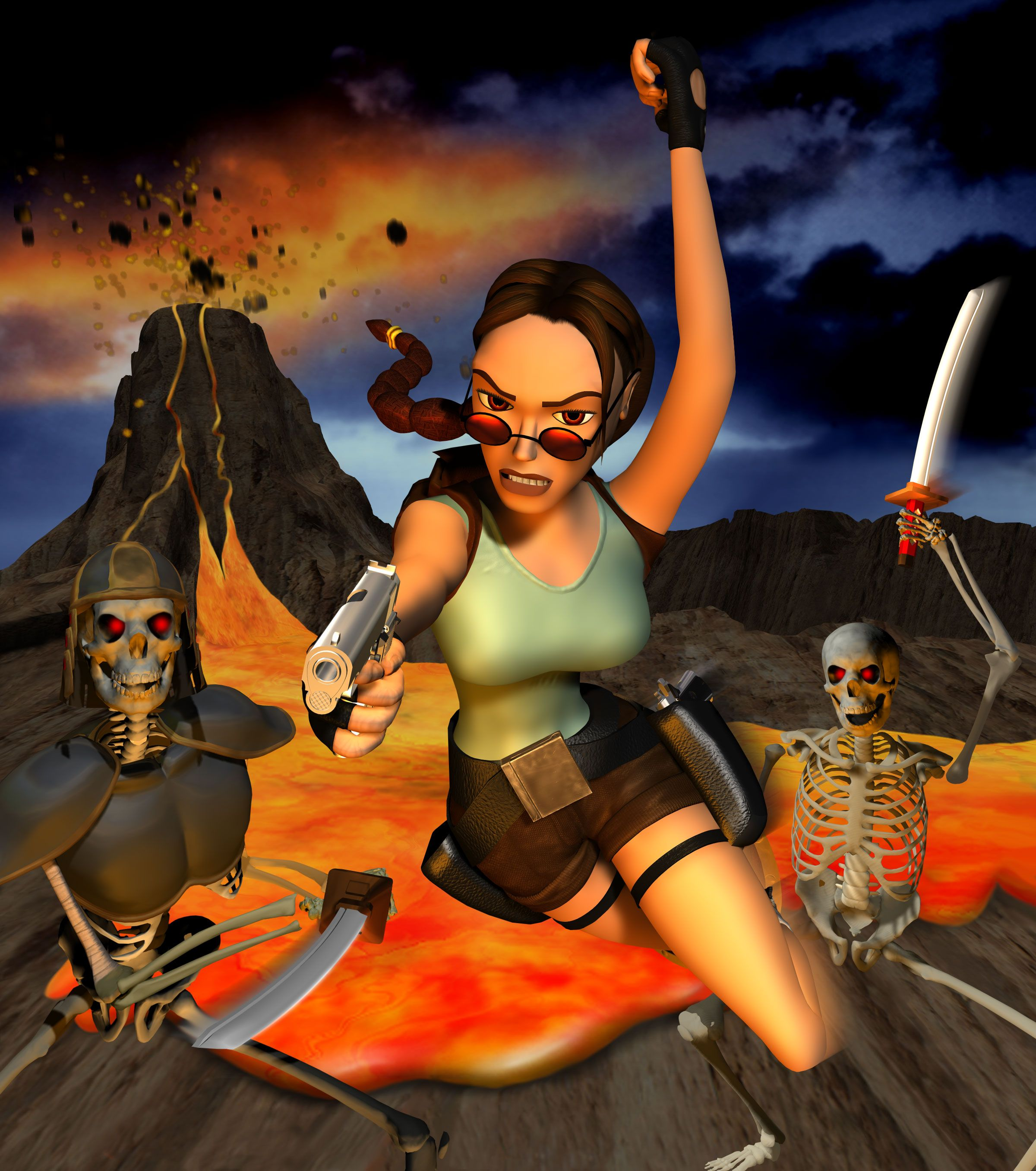 Tomb Raider The Last Revelation 1999 Tomb Raider Original