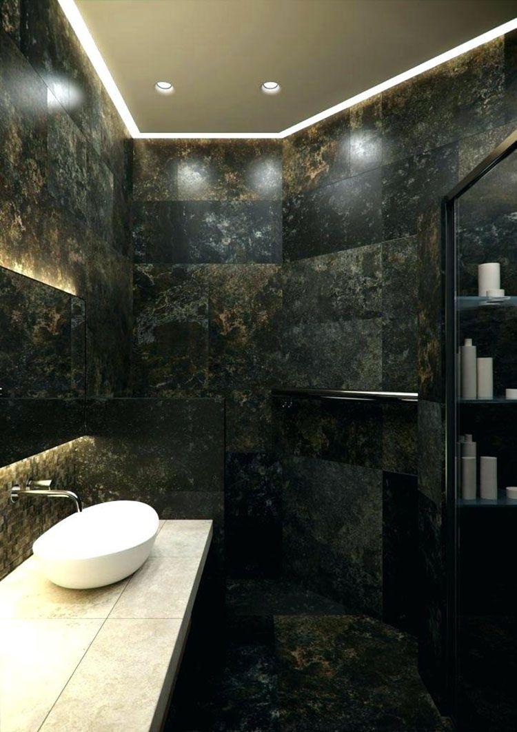 Bagni Moderni In Marmo.Bagni In Marmo Nero Ecco 30 Progetti A Cui Ispirarsi Design