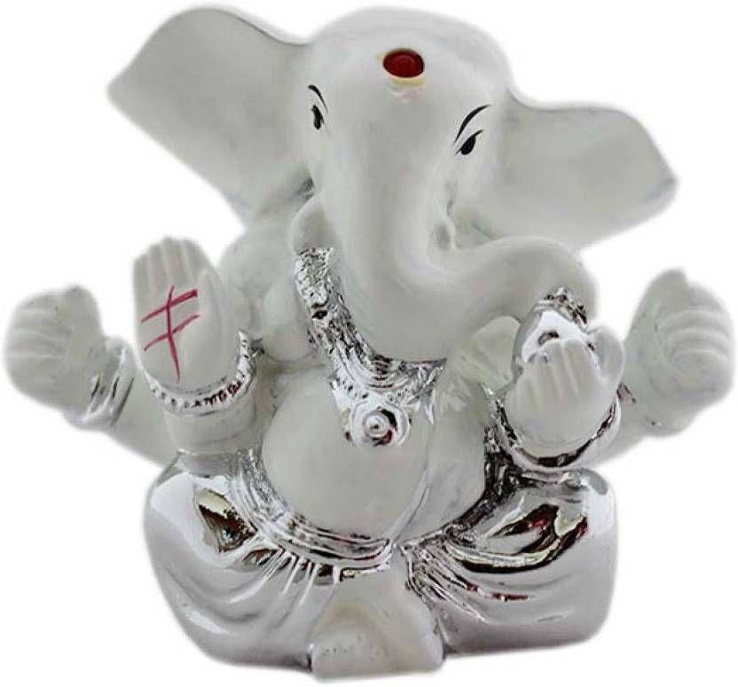 1 Lord Ganesh Dashboard Fix Car Decor Accessories 2 Easily Stick