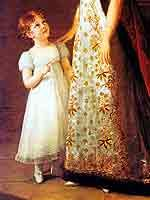 Tochter der Marie Caroline Bonaparte 1807