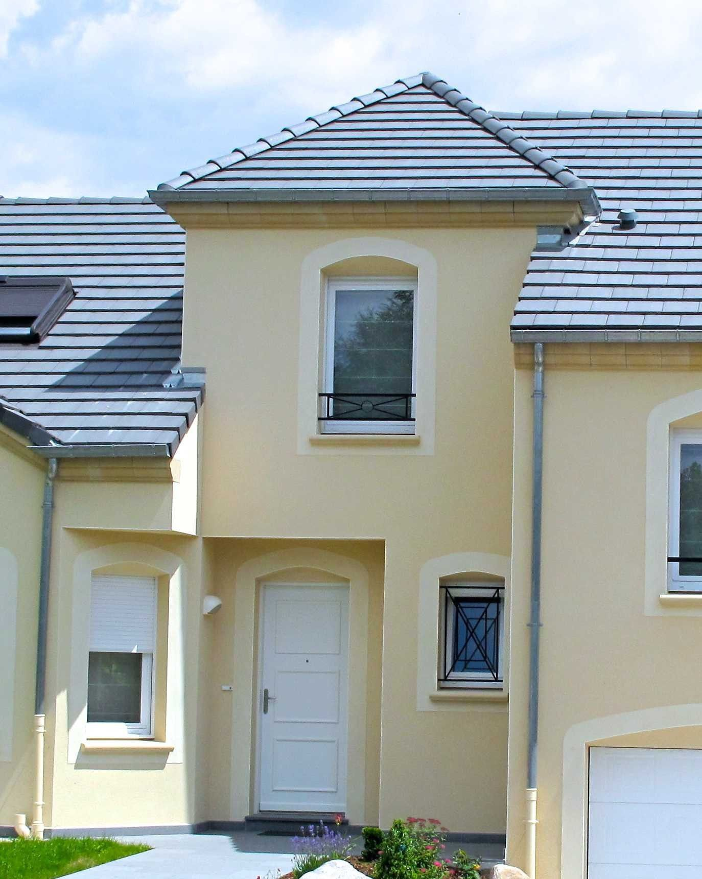 Facades De Maisons En Couleurs fresh couleur facade maison provencale | couleur façade