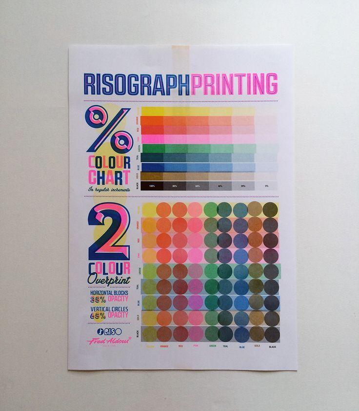 risograph work ppt design inspiration graphic design pinterest