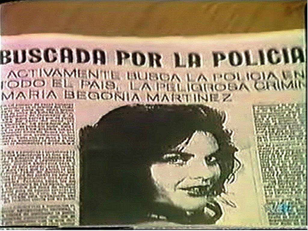 Hilda Abrahamz como Maria Begoñia Martínez (Gemela Villana, Telenovela Abigaíl)
