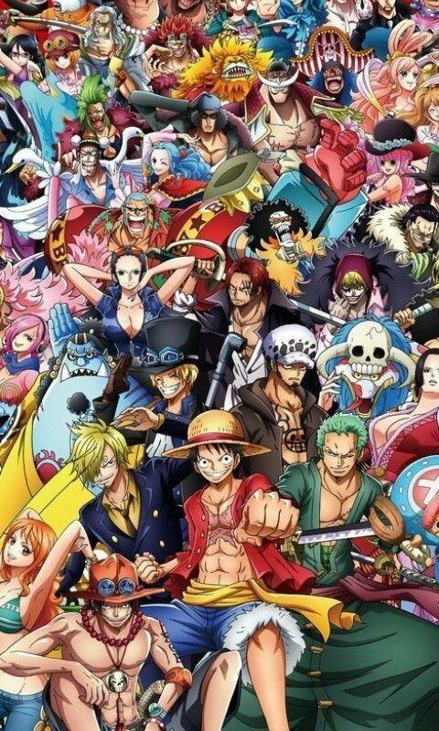 One Piece Fondo De Pantalla De Anime Personajes De One Piece Imagenes De One Piece
