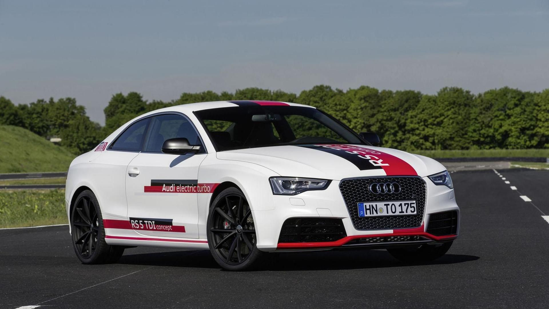 2020 Audi Rs5 Tdi - CakHD : CakHD