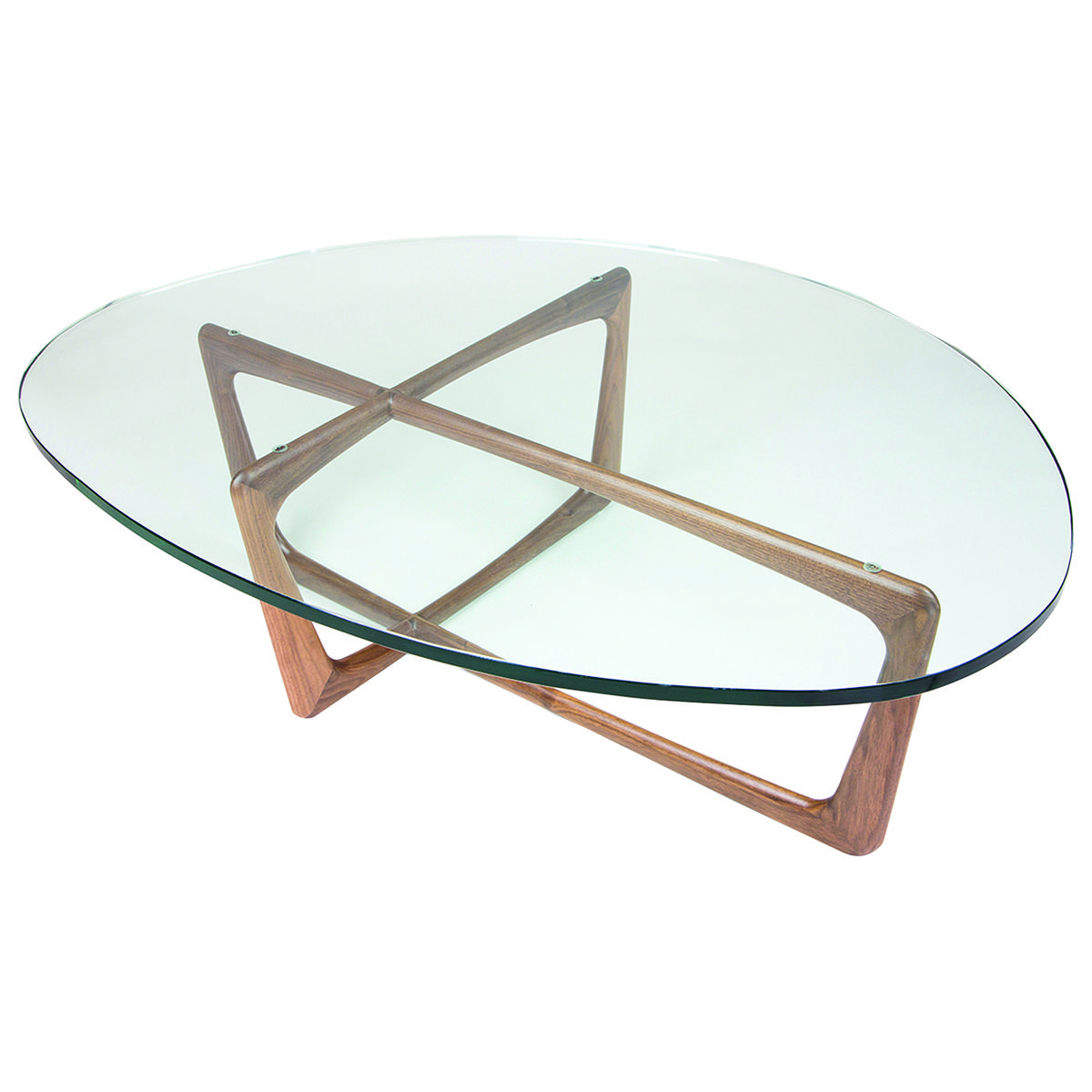 Vlad Coffee Table Oval Coffee Tables Glass Top Coffee Table Coffee Table [ 1200 x 1200 Pixel ]