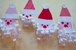 A week of kids Christmas crafts: Lots of cute paper crafts and ornament ideas! by lasma.feodosova by artwear