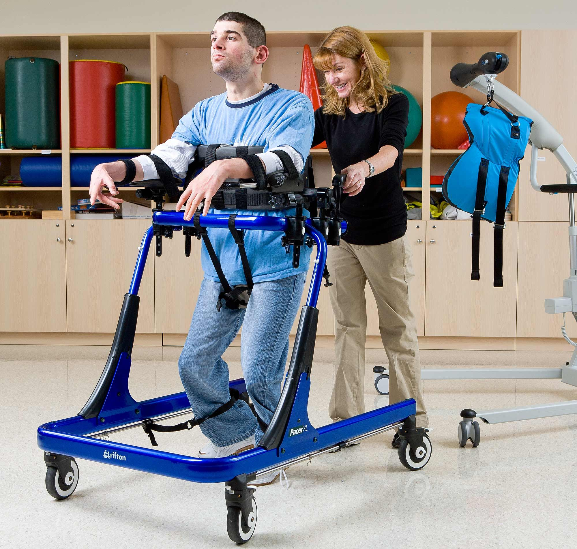For disabled adults