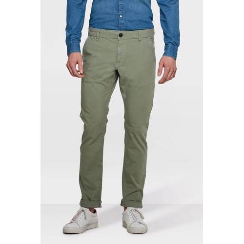 HEREN SLIM FIT CARGO BROEK | 80258841 WE Fashion