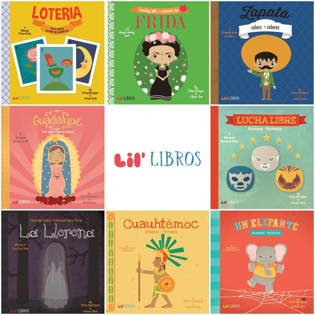 Counting With A Lil Libros Bilingual Counting Book Contando Con Frida