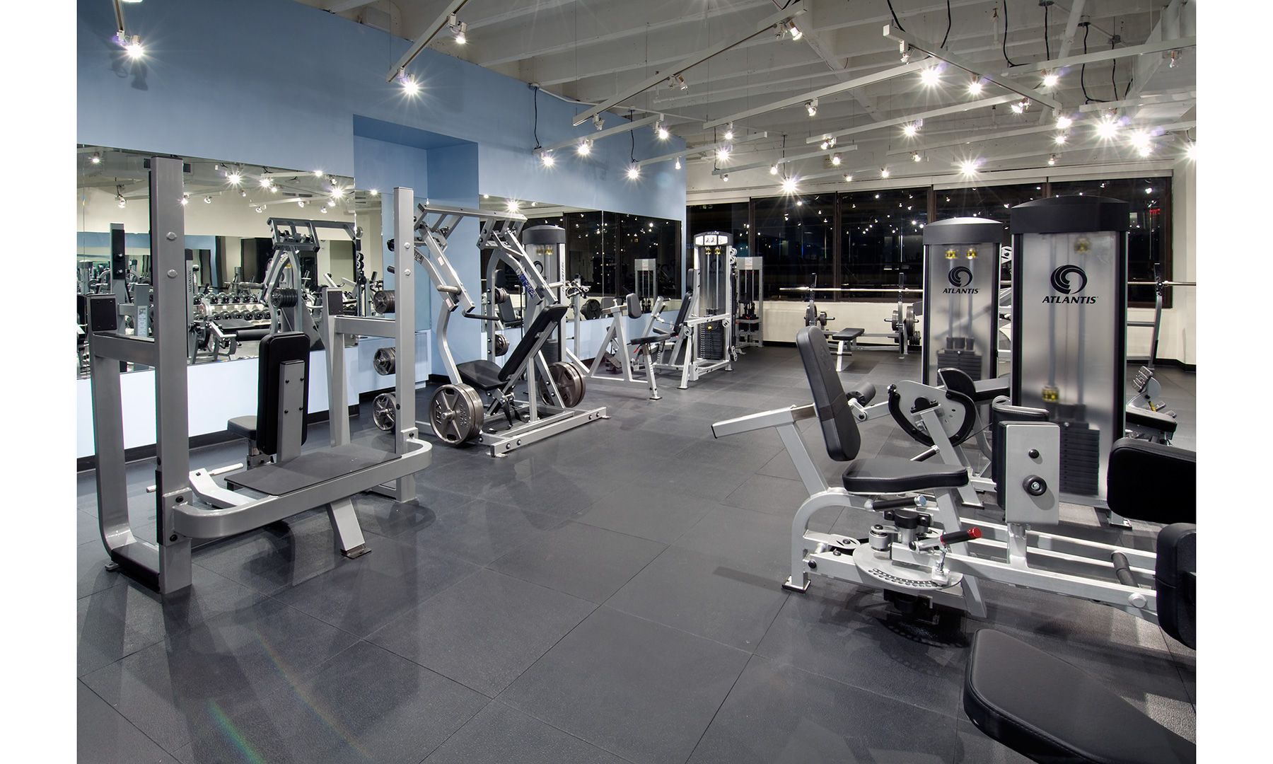 10 Home Gyms That Will Inspire You To Sweat Home Gym Design At Home Gym Best Home Gym