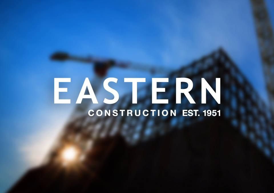 Brand Identity for Eastern Construction.