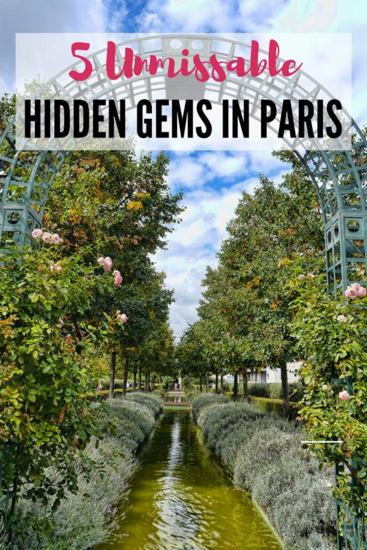 5 Unmissable Hidden Gems in Paris | France | Europe | Hidden Gems | Travel Tips | Luxurycolumnist | Luxury Blog