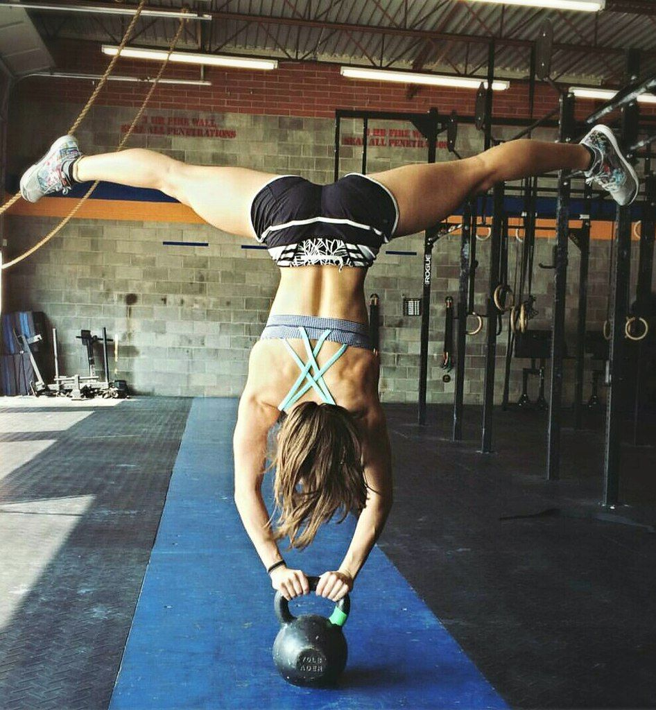 Crossfit_women with images morning workout