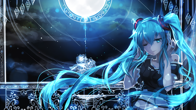 700+ HQ Anime wallpapers for 1920x1080 Vocaloid, Nhật bản