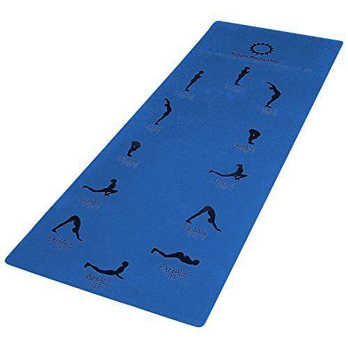 Kids Yoga Mat 3mm Ecofriendly 24 X 48 Per Check Out This Great Product Kids Yoga Mat Yoga For Kids Yoga Mat
