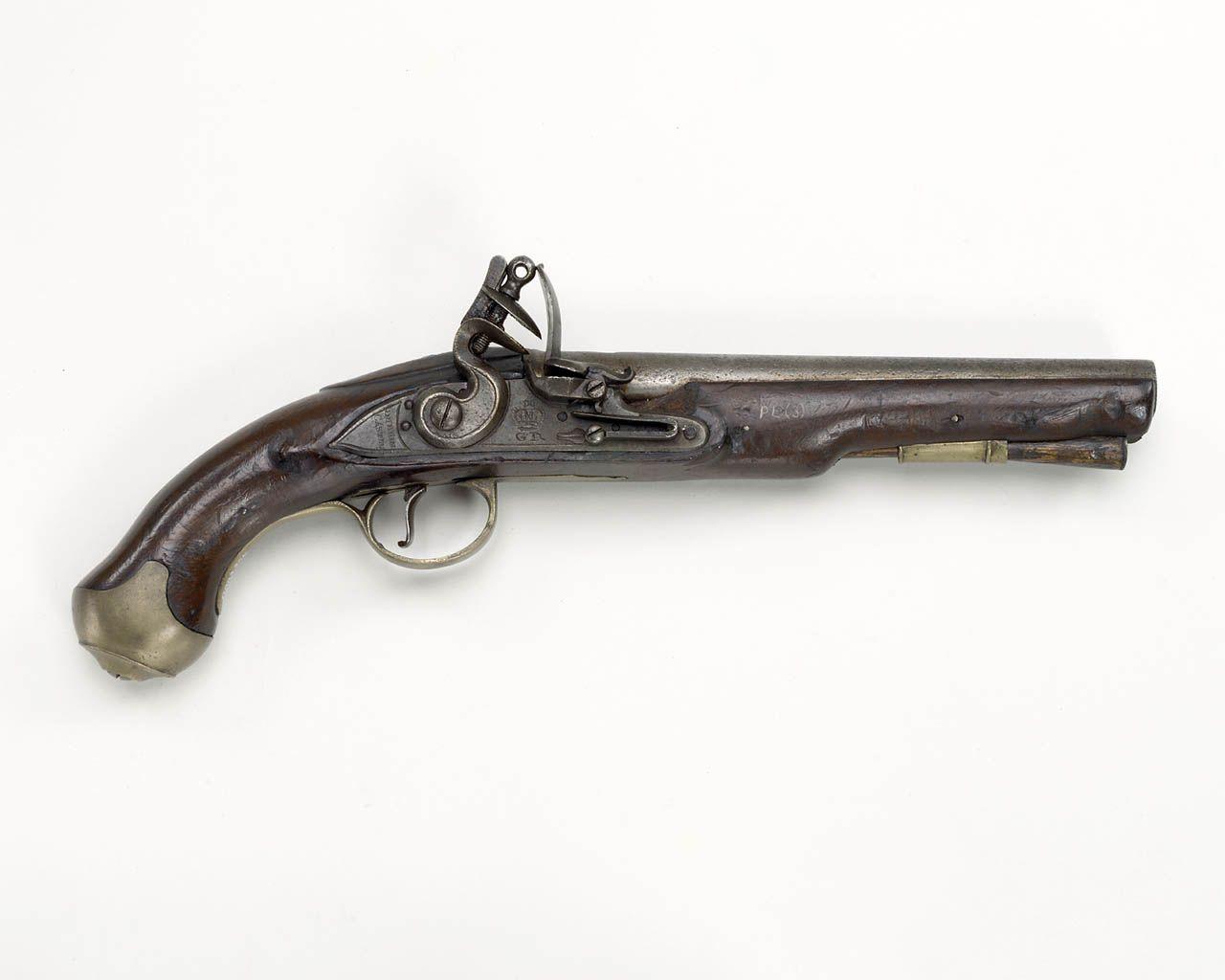Pin On Antique Flintlock Pistols