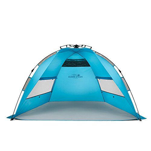 Pacific Breeze EasyUp Beach Tent * Click affiliate link Amazon.com on image to review  sc 1 st  Pinterest & Pacific Breeze EasyUp Beach Tent * Click affiliate link Amazon.com ...
