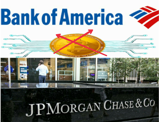 Bank of america blocks cryptocurrency